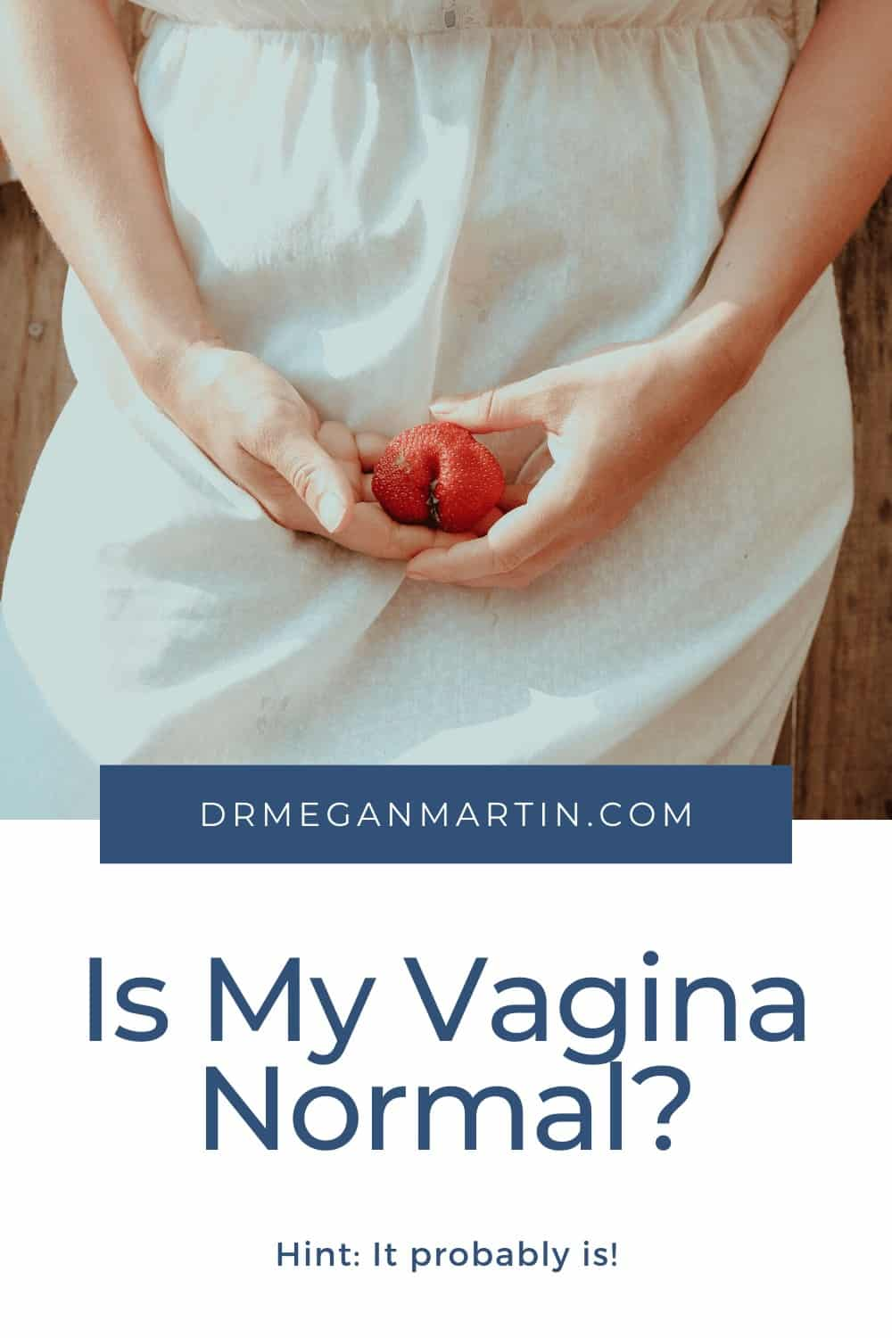 Is my vagina normal?