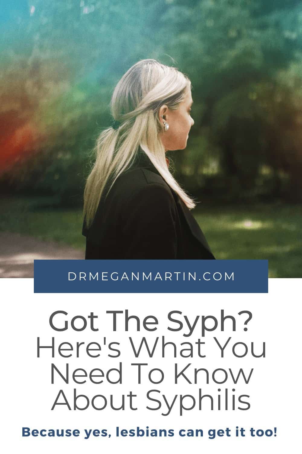 Here's what you need to know about syphilis